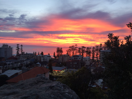 Sunrise - Manly, Australia