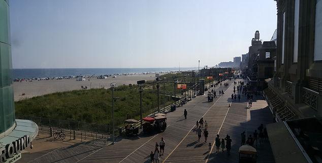 Atlantic City Boardwalk, New Jersey, Ono Vita