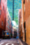 Working Holiday Visa, Sydney, Narrow Street, Australia