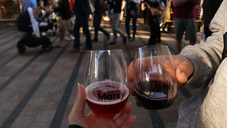 Manly Wine Festival, Wine