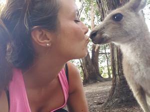 Kiss a Kangaroo