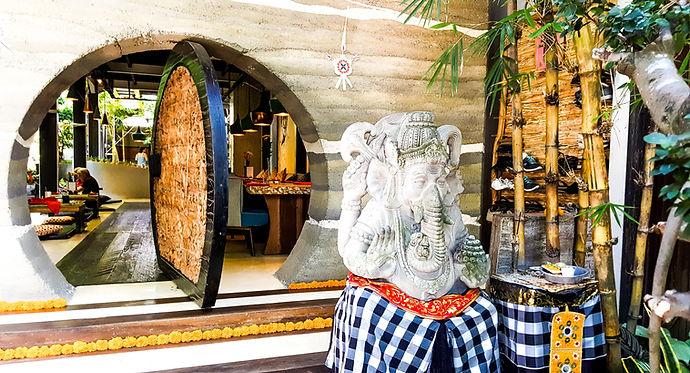 Clear Cafe, Ubud, Bali. Ono Vita