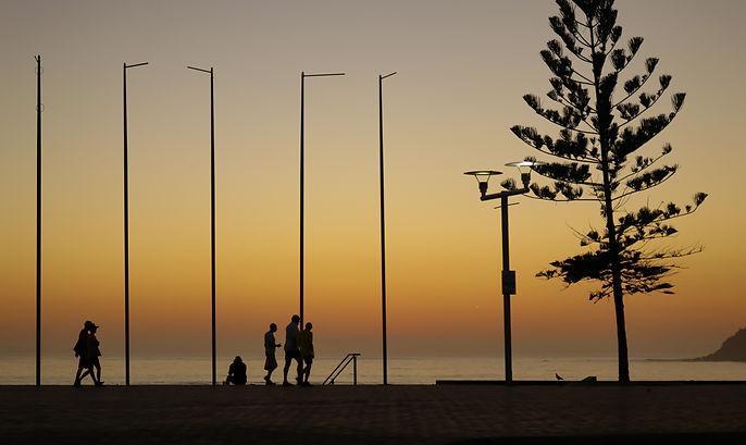 Working Holiday Visa, Manly Beach, Sunrise, Australia