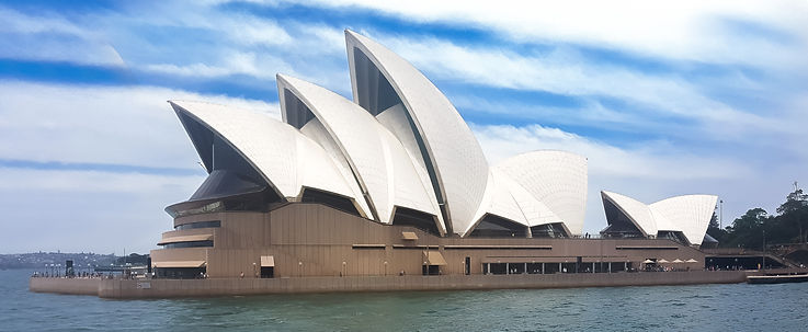 Working Holiday Visa, Sydney Opera House, Australia Visa,
