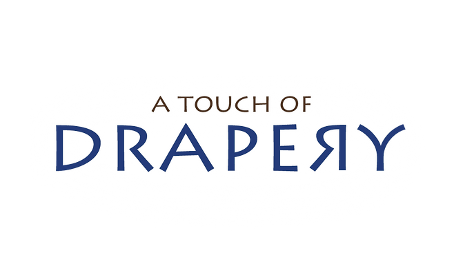 Drapery business logo