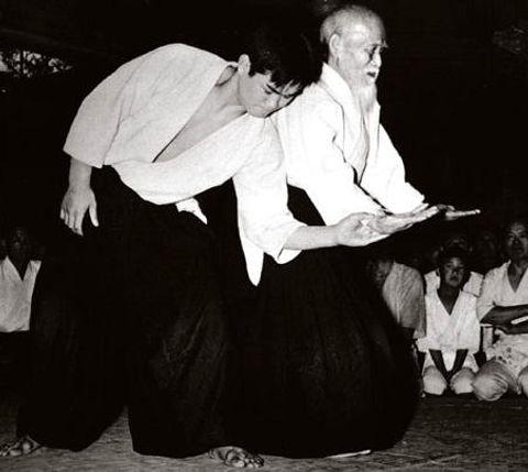 Dojo Traditionnel Club Association Aïkido Paris Auteuil Stade Français Morihei Ueshiba tai no henko