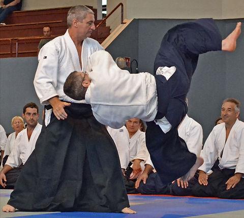 Dojo Traditionnel Club Association Aïkido Paris Vincennes Fort Neuf Alain Peyrache Juji Garami