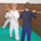 Dojo Traditionnel Club Association Aïkido Paris Vincennes Fort Neuf Cours enfants