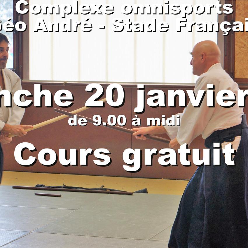 Aïkido Paris Auteuil Stade Français