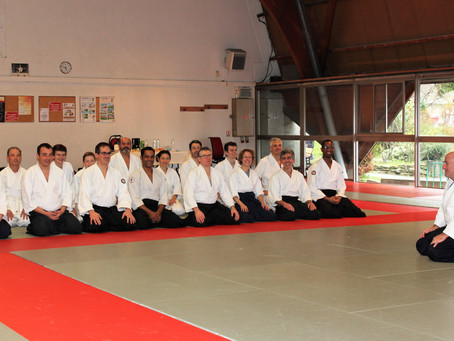 Cours gratuits d'Aïkido au Stade Français, un dimanche par mois!