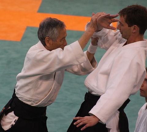 Dojo Traditionnel Club Association Aïkido Paris Auteuil Stade Français Nobuyoshi Tamura Ikyo