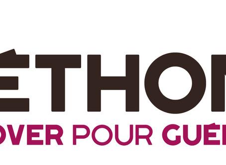 Téléthon 2019 - Relève de la collecte manuelle d'Aïkido Paris Auteuil