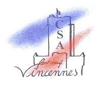 Club Sportif et Artistique du Fort Neuf de Vincennes Logo