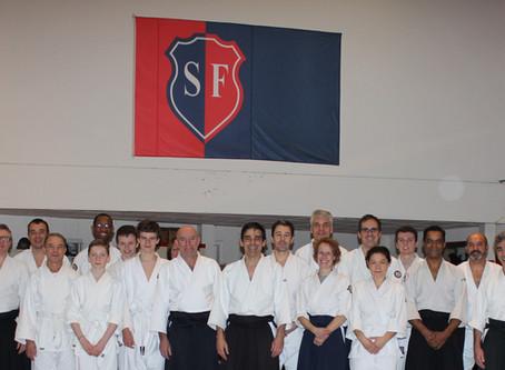Cours gratuits d'Aïkido au Stade Français, un dimanche par mois! Témoignage d'un participant