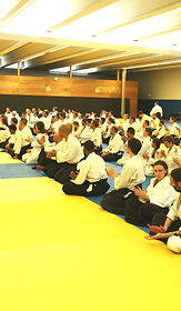 Dojo Traditionnel Club Association Aïkido Paris Vincennes Fort Neuf Shin Shin No Chôwa