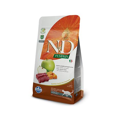 N&D Pumpkin - Hjort 1,5 kg