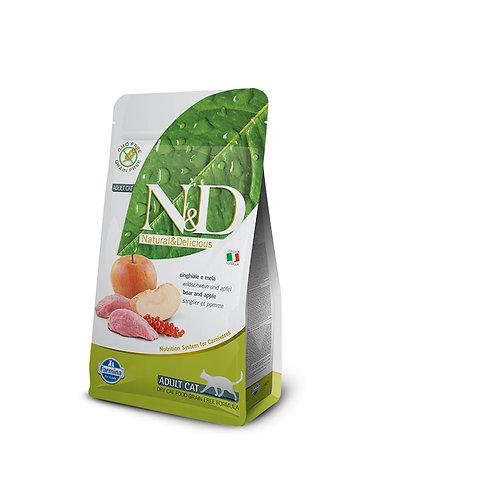 N&D Grain Free - Boar&Apple 5KG