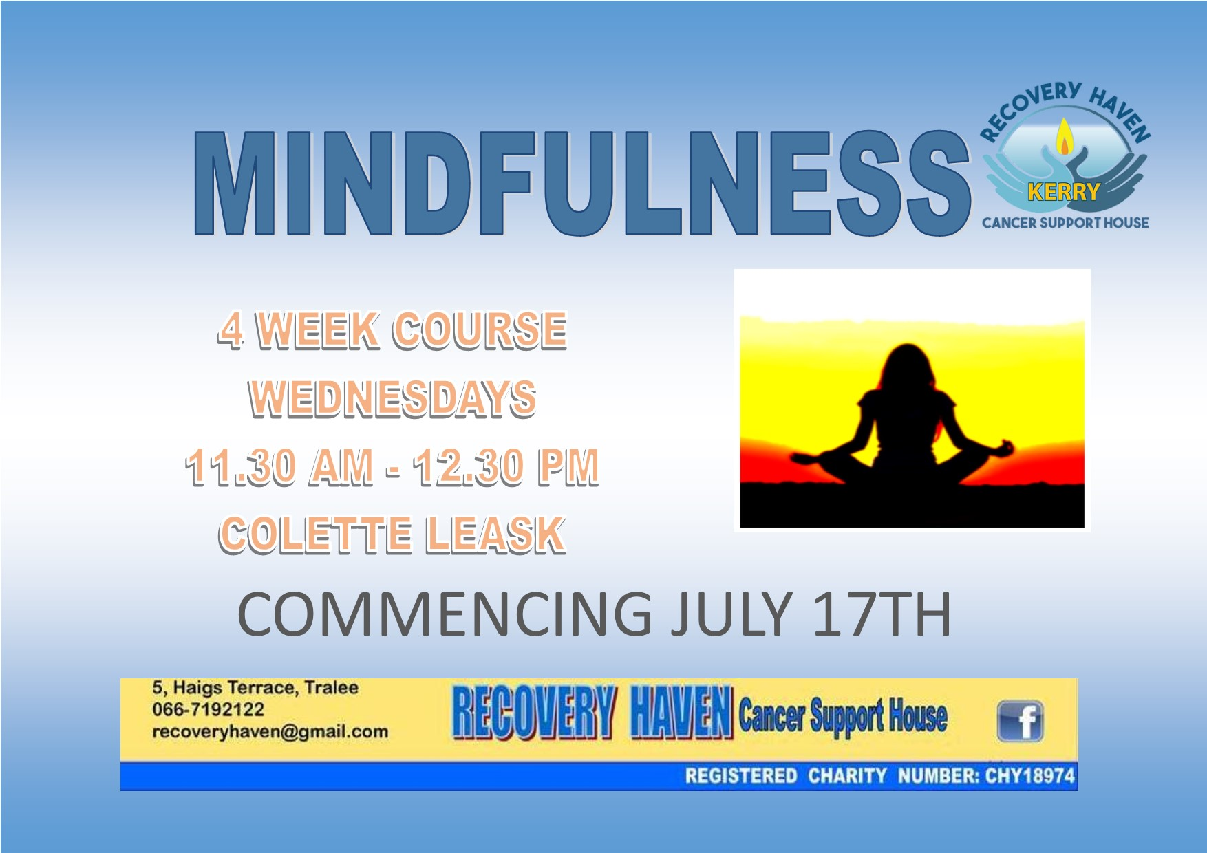 Mindfulness July 2019