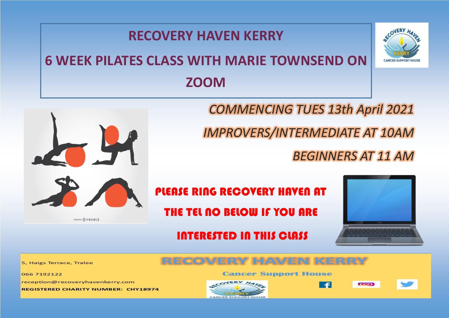 Pilates April 21