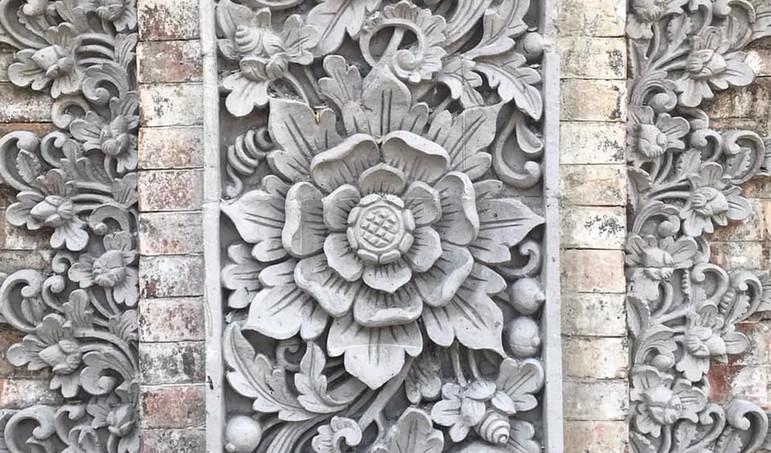 Lotus Carving