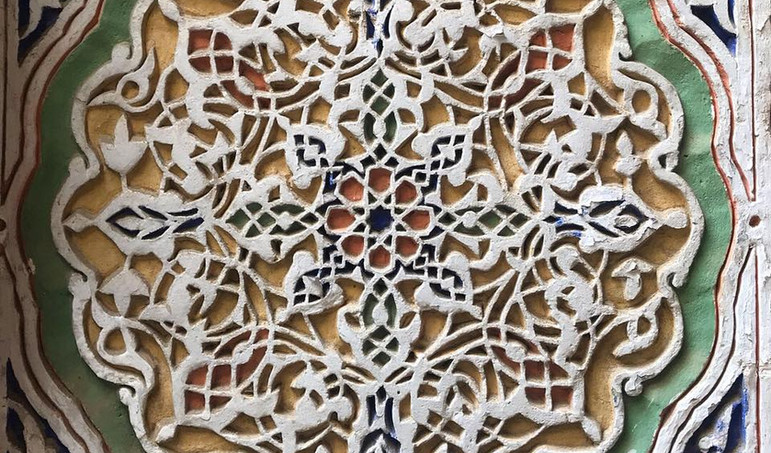 Arabesque - Marrakesh