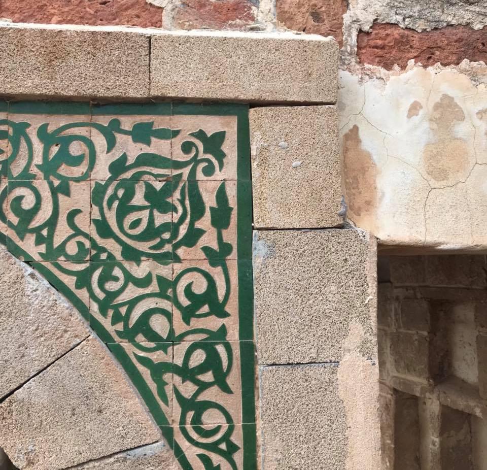 Biomorphs in Essaouria