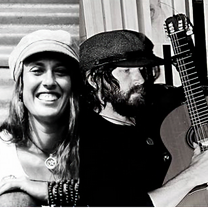 Guitar Journeys with Black Rabbit George & Felicity Lawless