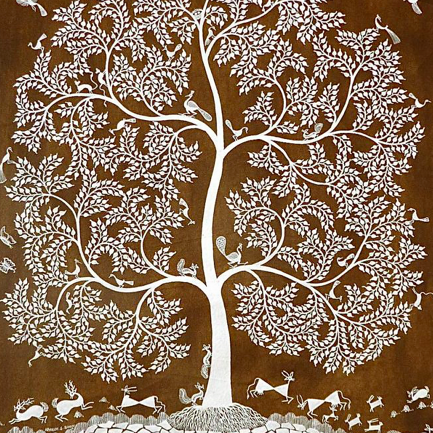 Ancient Tree Of Life Drawing ~ ONLINE