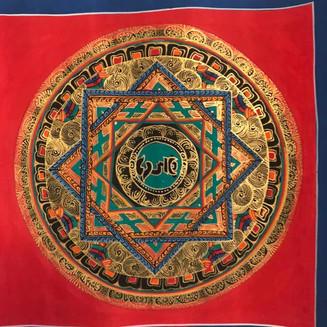 Tibetan Painting