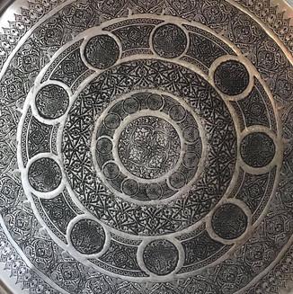 Turkish plate