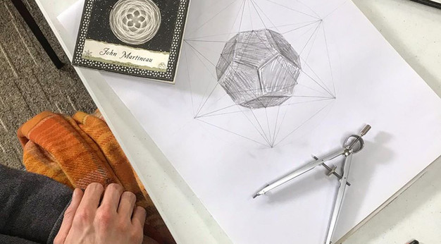 Student Work ~ Metatrons Cube