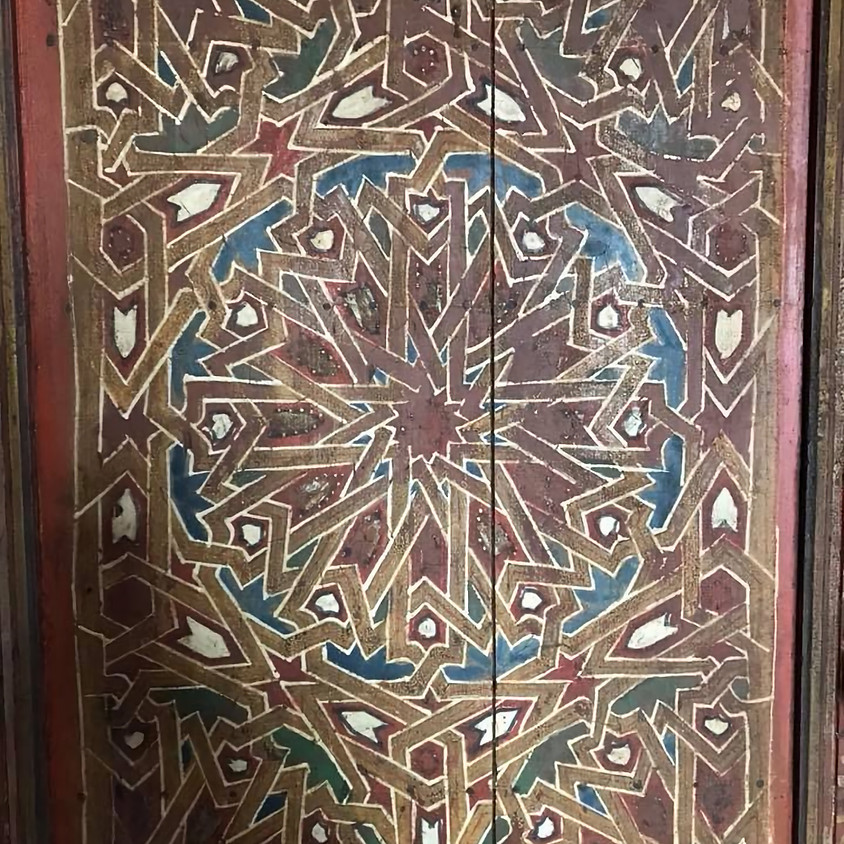 Moroccan Pattern ONLINE