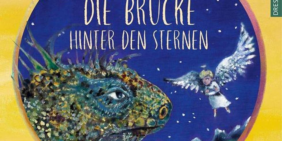 Die Brücke hinter den Sternen - ein interaktiver, digitaler  Leseabend mit Cornelia Funke
