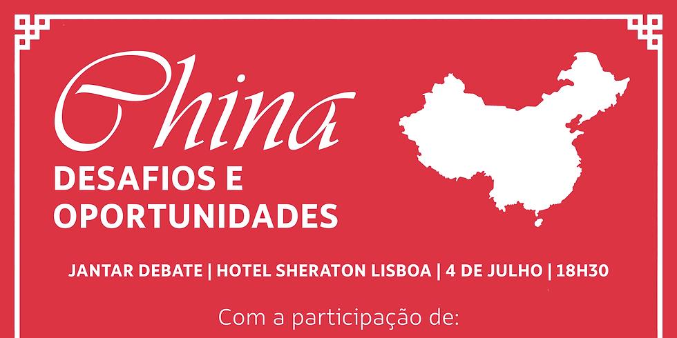 """China: desafios e oportunidades"""