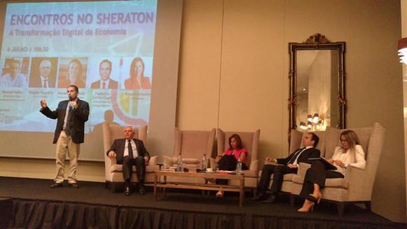 Encontros no Sheraton | Transformação Digital da Economia