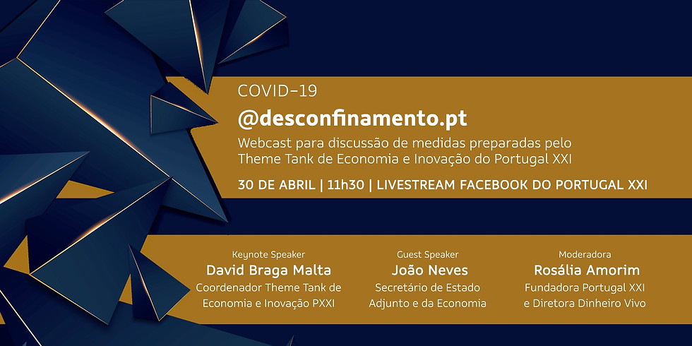 COVID-19 | @desconfinamento.pt