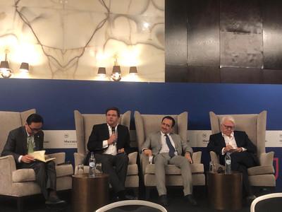 Jantar-Debate no Sheraton 2019.07.04