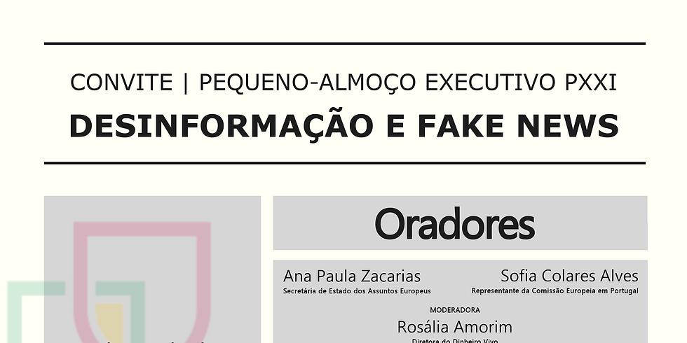 """""""Desinformação e Fake News"""""""