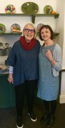 Darina and Bairbre Ballymaloe Cookery School