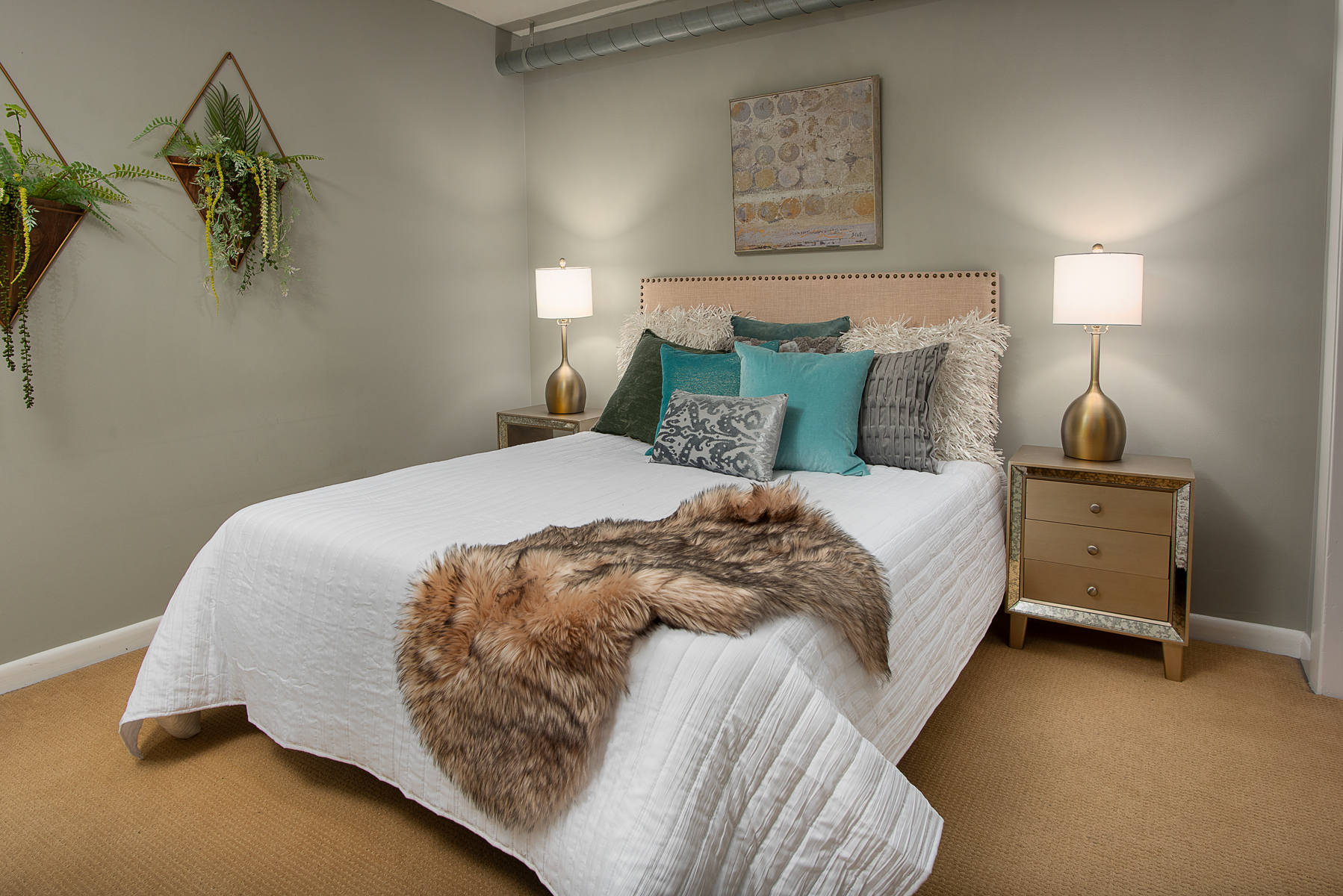 bedroom photo in washington dc