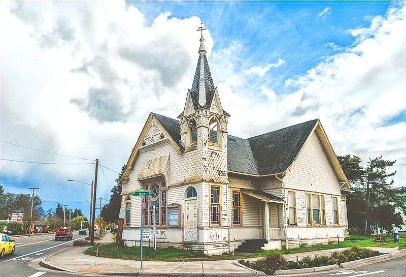 Albany Cumberland Church