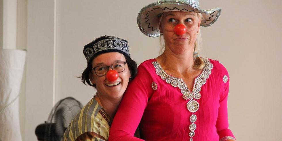 Kennismaking Clownsworkshop