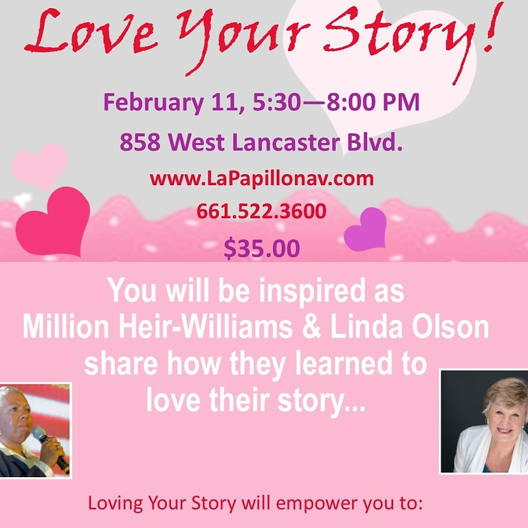 Love Your Story!