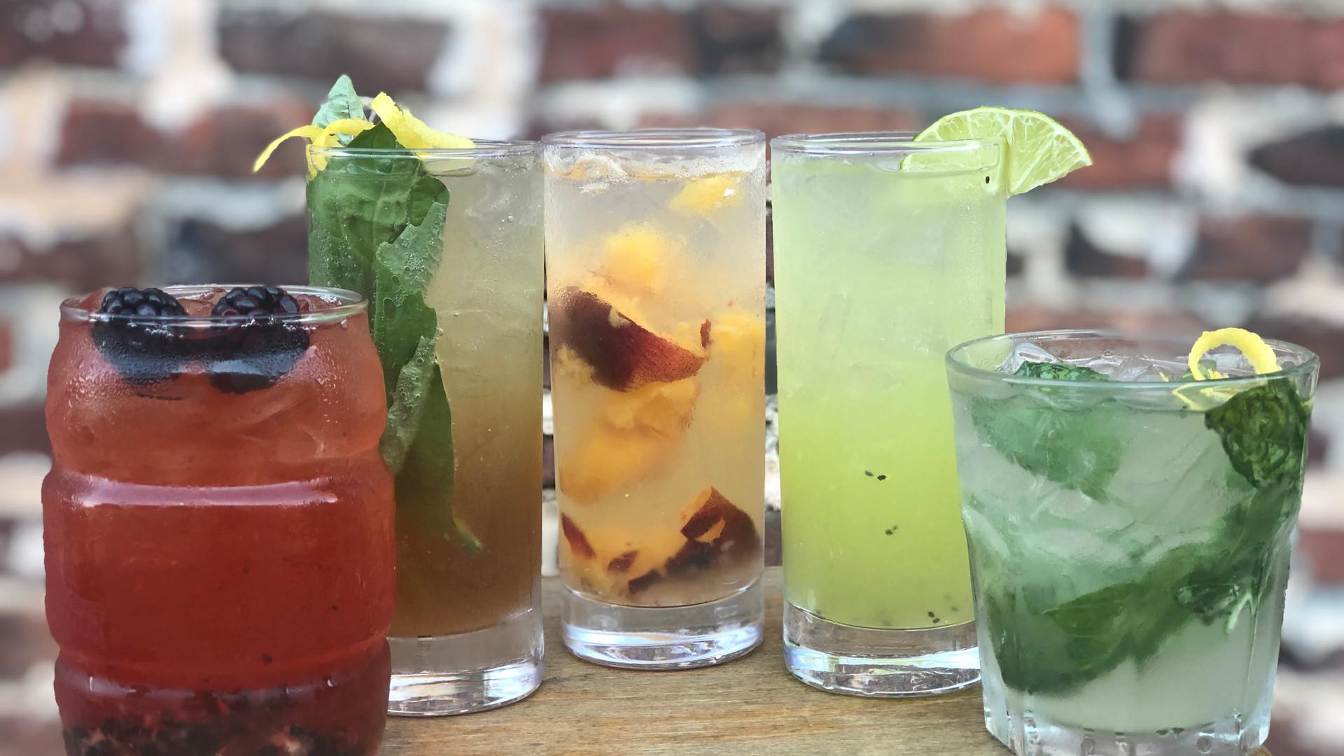 Spring 2019 Craft Cocktails