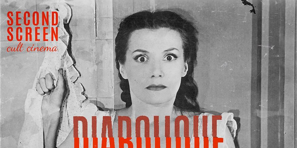 Diabolique, Dir. Henri-Georges Clouzot, 1955