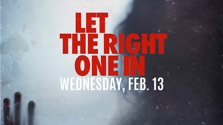 Let the Right One In, Dir. Tomas Alfredson, 2008