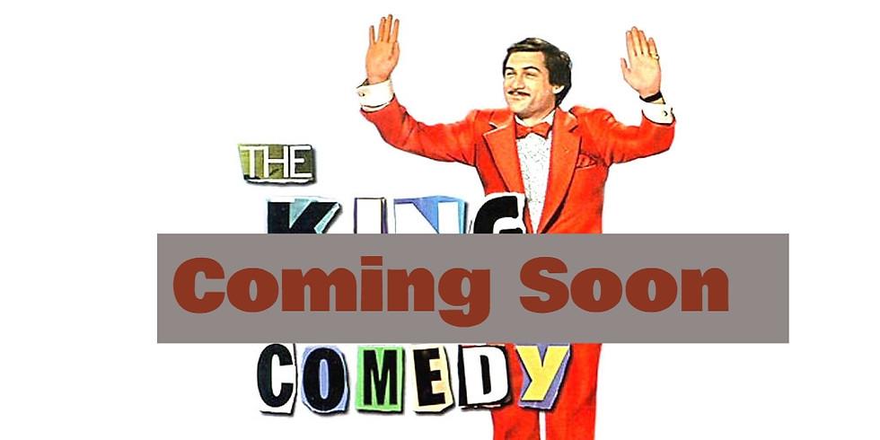 King of Comedy, Dir. Martin Scorsese, 1982