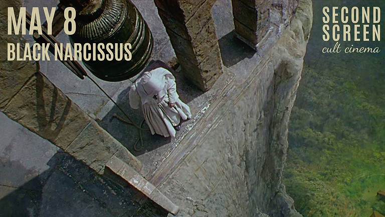 Black Narcissus, Dir. Michael Powell & Emeric Pressburger, 1947