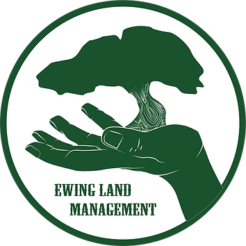 Ewing Land Management vector white back.