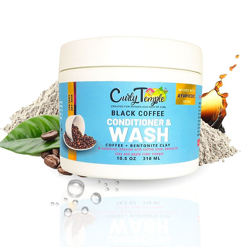 BLACK COFFEE CONDITIONER & WASH
